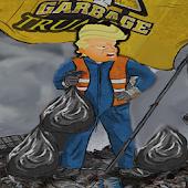 dumb trump && waste management