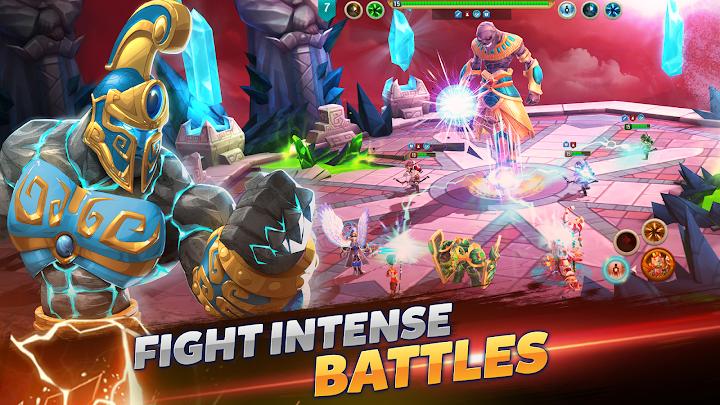 M&M: Elemental Guardians Android App Screenshot