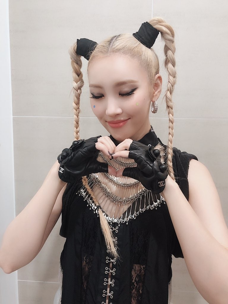 sunmi makeup 26