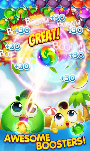 Bubble Wings: Pop Shooter Games 0.1.22 screenshots 1