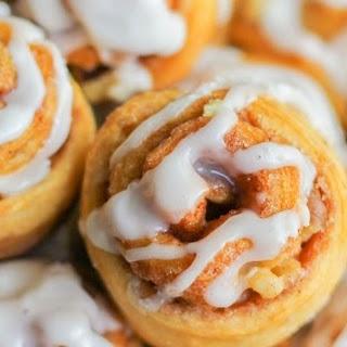 Mini Walnut Cinnamon Buns