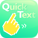 QuickText -Paste it so fast! icon