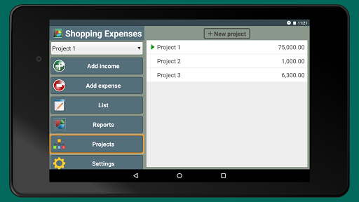 Shopping Expenses screenshot 20