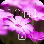Flowers Lock Screen Pro icon