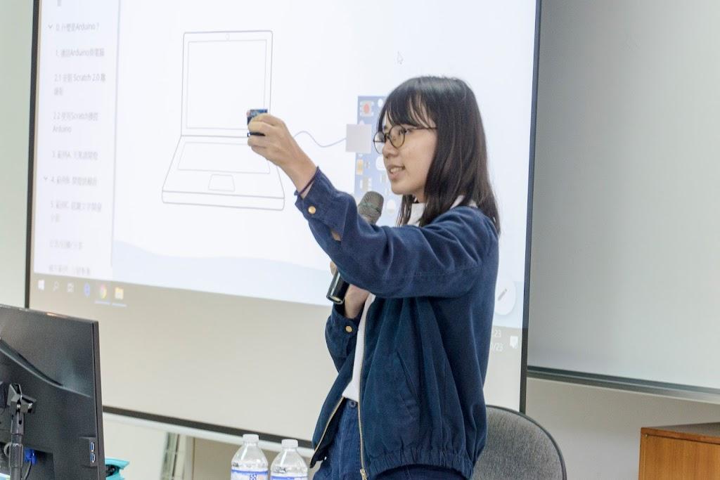 2019-10-23 基礎課程 3 ─ Arduino體驗入門動手做