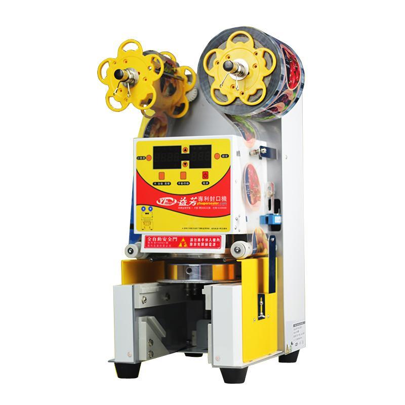 Hướng dẫn chi tiết cách sử dụng máy dán miệng cốc giá rẻ