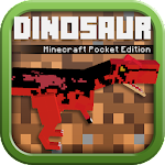 Jurassic Dinosaurs Mod for Minecraft Icon