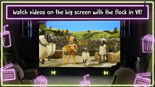 Shaun the Sheep VR Movie Barn 1 screenshots 9