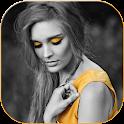 Editar fotos com efeito de cor icon