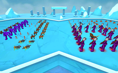 Epic Battle Simulator 1.6.00 (Mod Money)