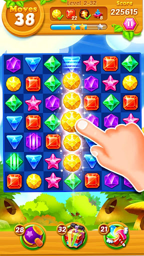Jewels Crush- Match 3 Puzzle  {cheat|hack|gameplay|apk mod|resources generator} 3