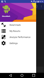 DiscoMark Benchmark- screenshot thumbnail