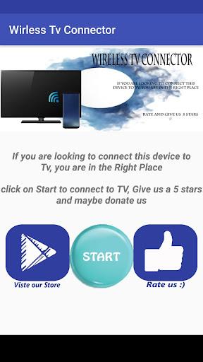Wireless TV Connector 5.0 screenshots 1