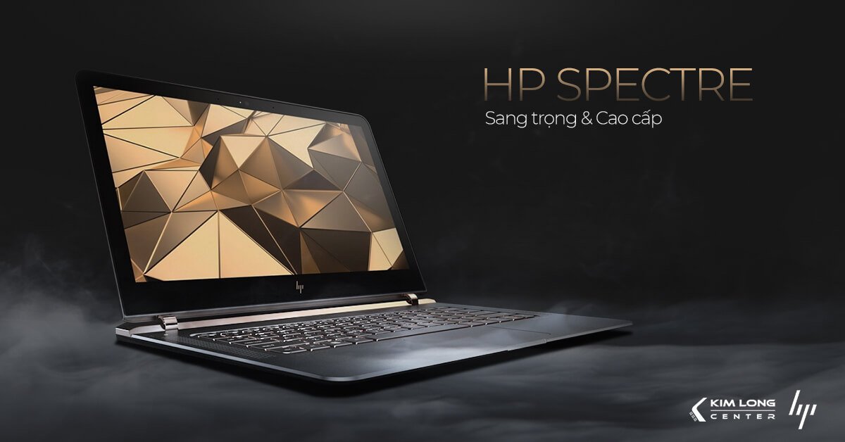 laptop HP Spectre