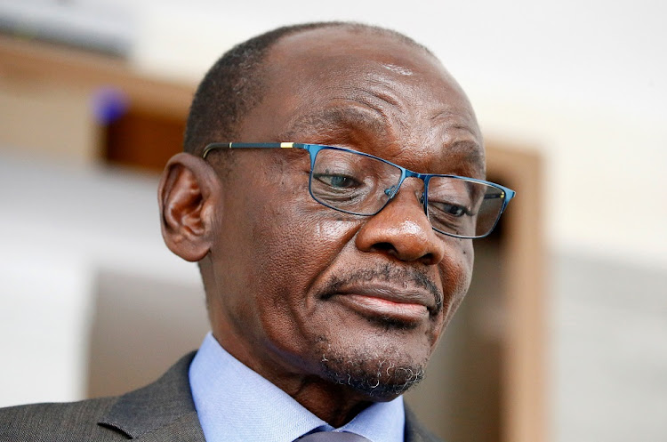 Zimbabwean vice-president Kembo Mohadi says he leaves office as a victim of 'information distortion, voice cloning, sponsored spooking and political sabotage'.
