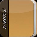 EBooki Reader - Best EPUB PDF Reader icon