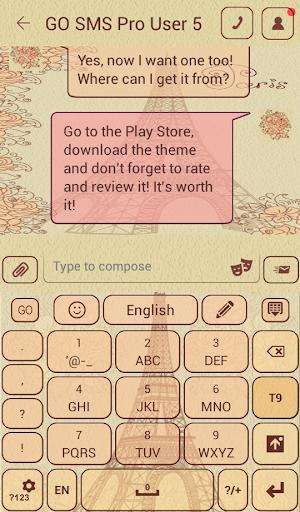 玩免費個人化APP|下載巴黎键盘 app不用錢|硬是要APP