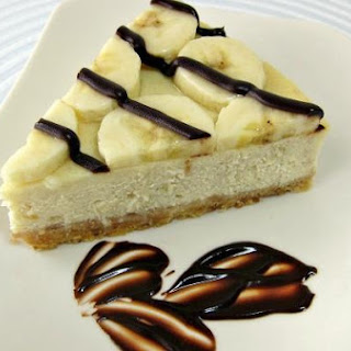 Cheesecake with Banana