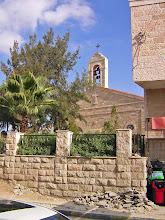 Photo: Madaba, Jordanië - Kerk van Sint Joris (Saint Georges)