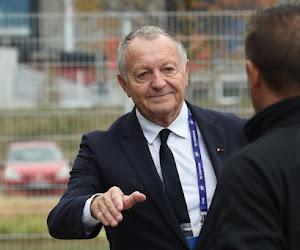 Olympique Lyonnais : Jean-Michel Aulas confirme le retour au pays d'un Belge et deux Brésiliens