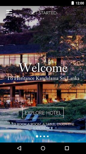 Heritance Kandalama Sri Lanka