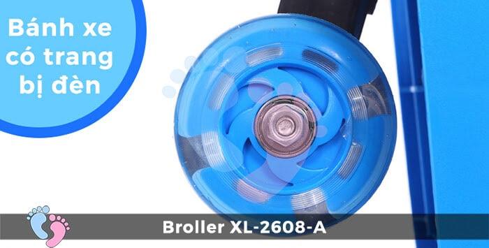 Xe lắc cho bé Broller XL-2608A 7