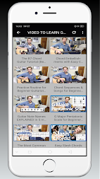 MY GUIDE TO LEARN HOW TO PLAY GUITAR APK screenshot thumbnail 5