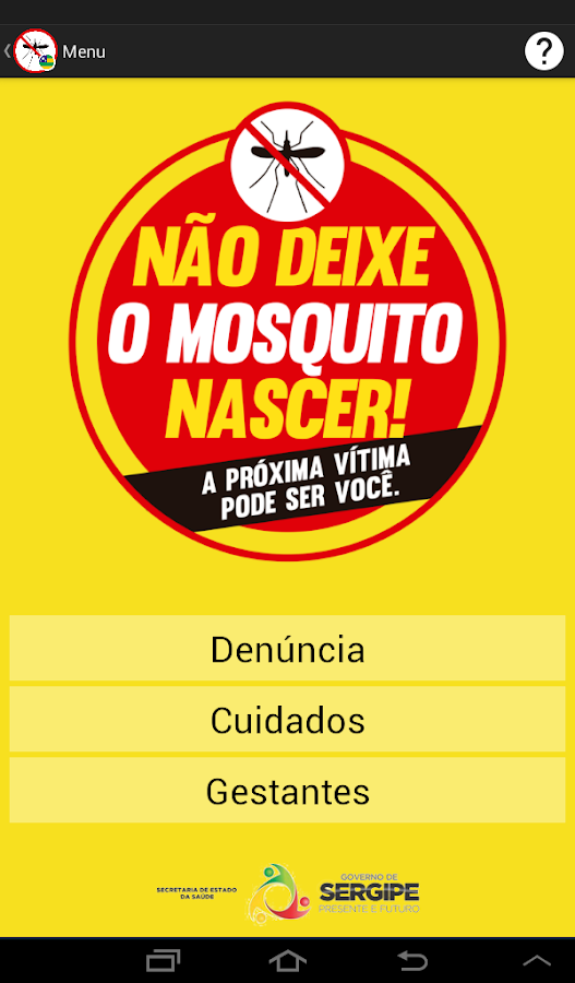 Aedes na Mira SE- screenshot
