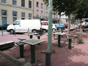 Photo: Place Carnot