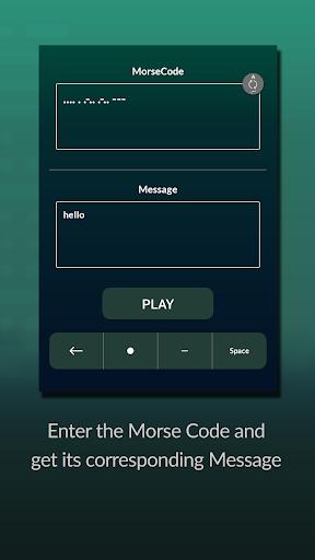 Morse Code 3.4 screenshots 5