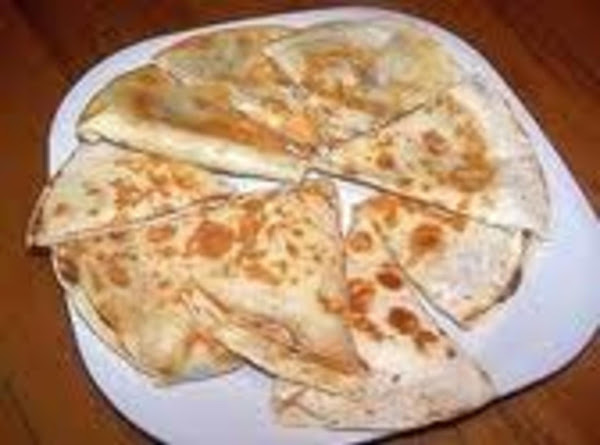 Bean & Cheese Quesadillas Recipe