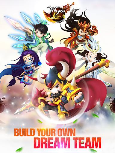 Wuxia Legends - Condor Heroes 1.5.9 screenshots 13
