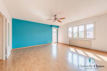 Appartement 4 pièces 100,42 m2