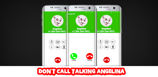 Don't Call Talking Angelina at 3AM for PC