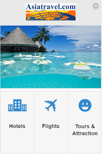 AsiaTravel screenshot 0