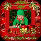 Рождество фоторамка приложение icon
