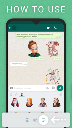 Stickers for new WAStickerApps 2.5.0 screenshots 4