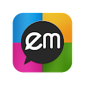 EMwithME - Free Text & Voice icon