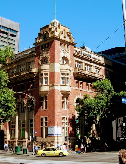 Former New Zealand Loan and Mercantile Company Ltd Building