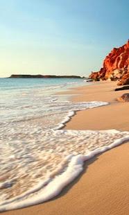 Hd Beach Sunset Live Wallpaper Apps Bei Google Play