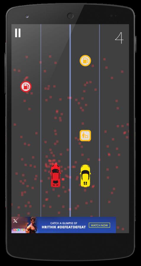 Скриншот Two Cars and 1 Brain
