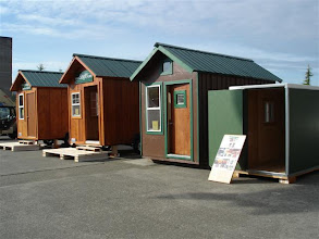Photo: Sing weatherproof sheds are environmentally safe.