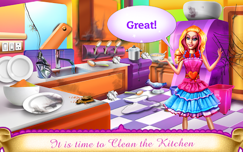 Beauties House Cleaning - náhled