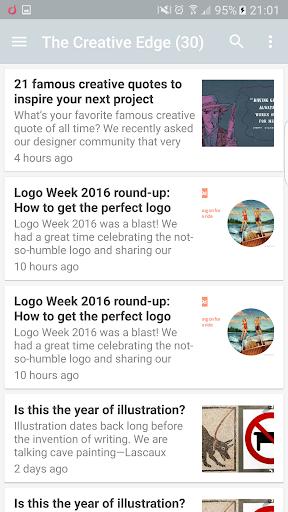 Design Blogs Pro screenshot