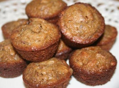 Mini Pecan Pie Muffins Recipe