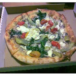 Pizza Nicoise
