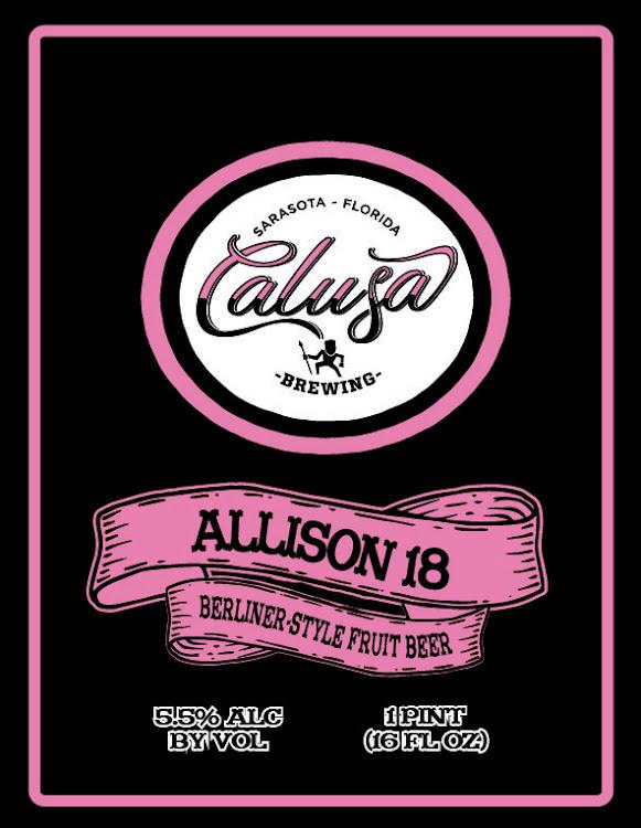 Logo of Calusa Allison 18