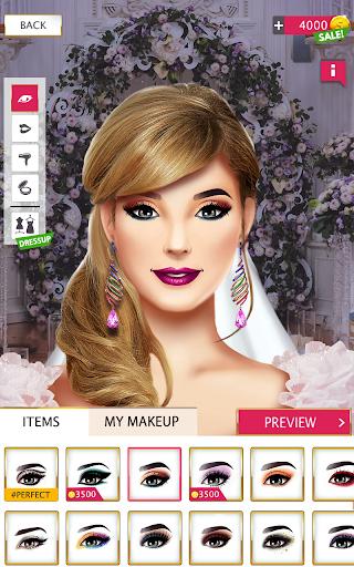 Super Wedding Stylist 2020 Dress Up & Makeup Salon apkdebit screenshots 7