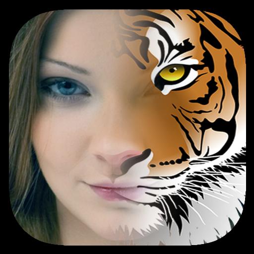 アニマルフォトフェイスミックス 攝影 App LOGO-APP試玩