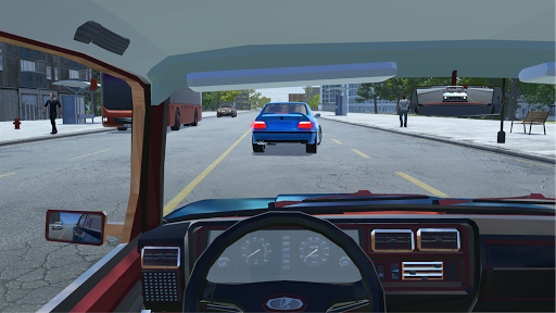 Russian Car Lada 3D 1.5 screenshots 4